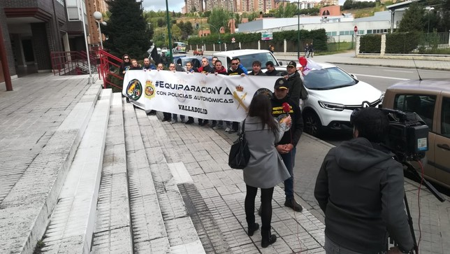 Jusapol pide al PSOE la