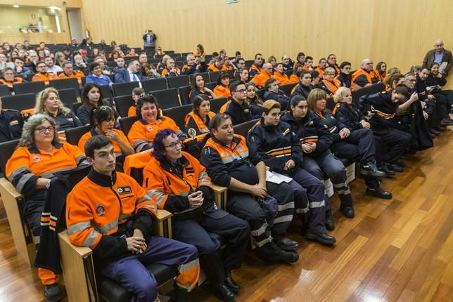 La mitad de los municipios cuenta con Protección Civil David Pérez