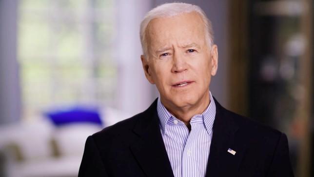 Joe Biden se lanza a por la Casa Blanca para frenar a Trump HANDOUT