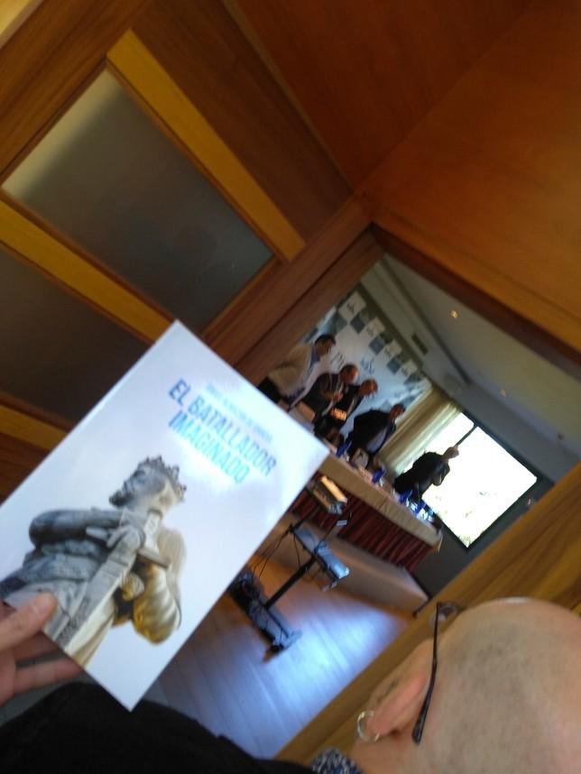 La fundación de Soria cierra las Jornadas de Novela Históric