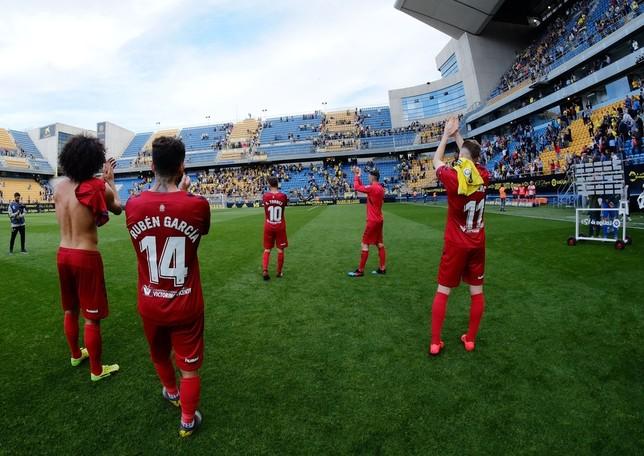 El Albacete-Granada decide si Osasuna asciende hoy a Primera