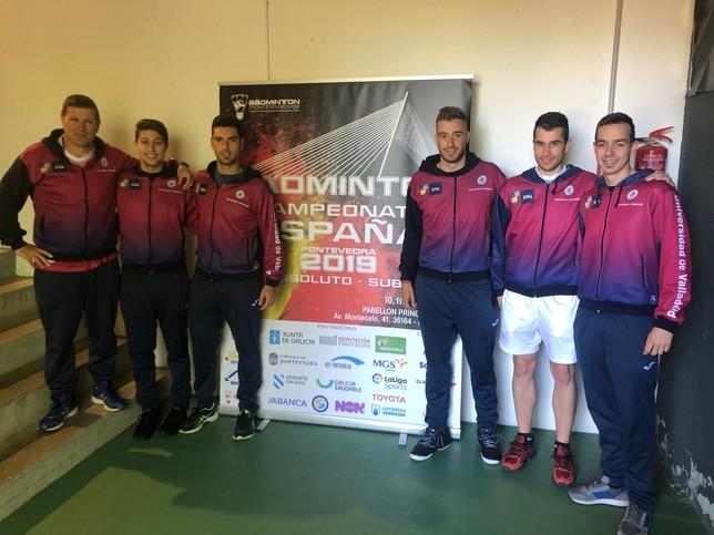 Cuartos de final para el UVa en el Campeonato de España