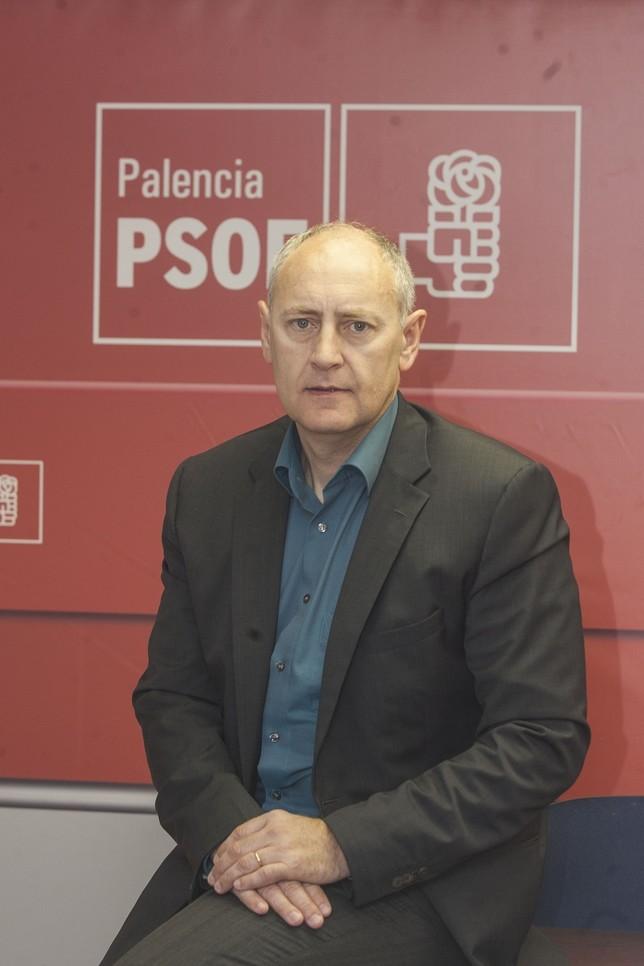"""El PSOE opta por Toño Casas al Congreso en vez de Seijo Á""""scar Navarro"""