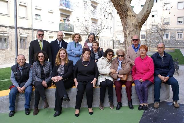 San José estrena patio artístico y libre de ruido de móviles