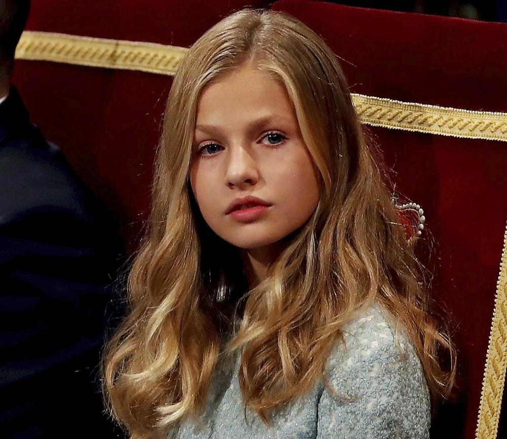Una princesa adolescente