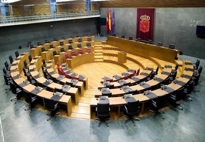 PSN y Navarra Suma respaldan el proceso judicial de Cataluña