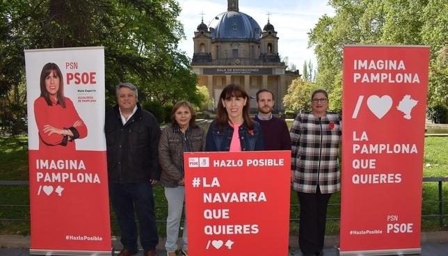 """Esporrín promete dar un """"nuevo significado"""" a los Caídos Europa Press"""