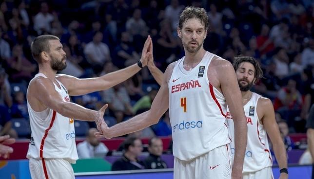 Está por ver qué jugadores de la NBA tienen el permiso de sus clubes para jugar con la selección española