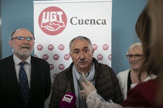 UGT reconoce a Infocam con el Agracejo de Oro