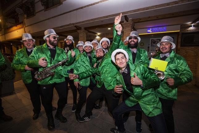 Arranca el Carnaval Rueda Villaverde