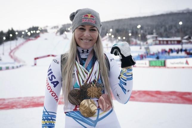 Lindsey Vonn, Premio Princesa de Asturias de los Deportes
