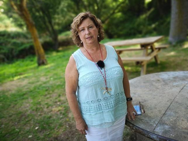 La alcaldesa de Beratón apoya el parque natural del Moncayo
