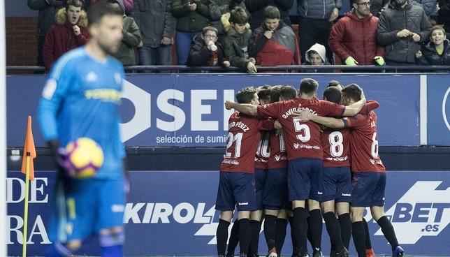 Navarra Tv se vuelca con el posible ascenso hoy de Osasuna Twitter Osasuna