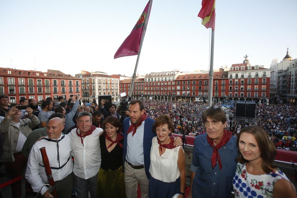 Pregón de las Ferias y Fiestas de la Virgen de San Lorenzo