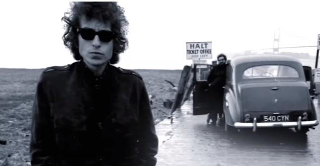 Bob Dylan, ya en Pamplona para el concierto de esta tarde
