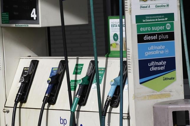 La inflación se desploma siete décimas en mayo EUROPA PRESS