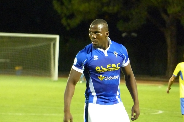 Mathias Pogba, en un momento del encuentro.