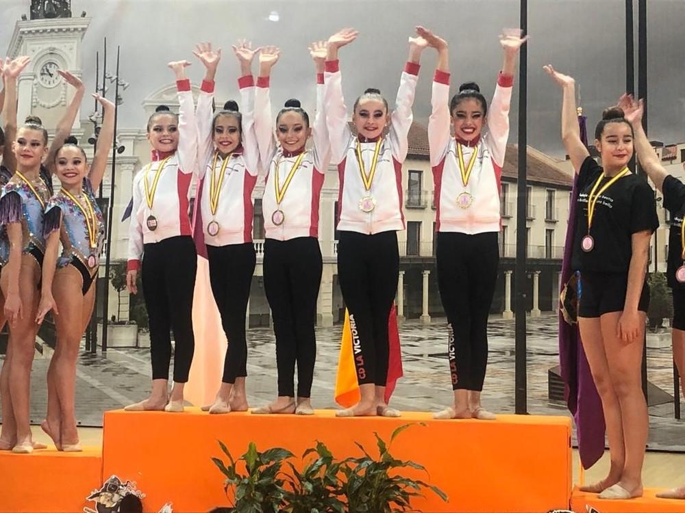 Dos oros del CD La Victoria en el Trofeo Maite Nadal