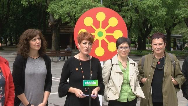 EH-Bildu propone aumentar plantillas en servicios sociales