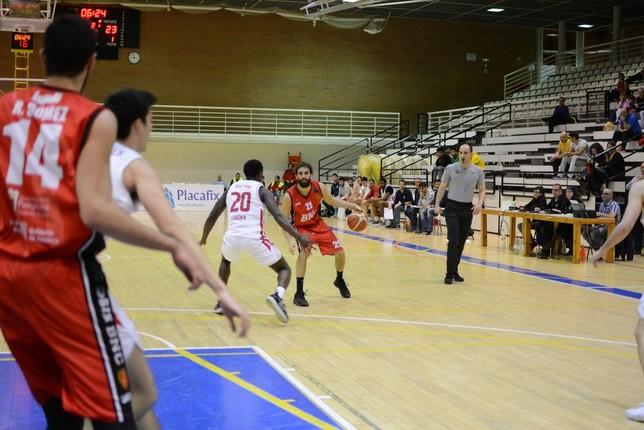 Basket Navarra no falla ante el Azuqueca y duerme quinto