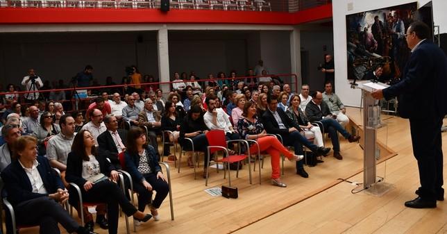 Apoyo al PSOE en clave de