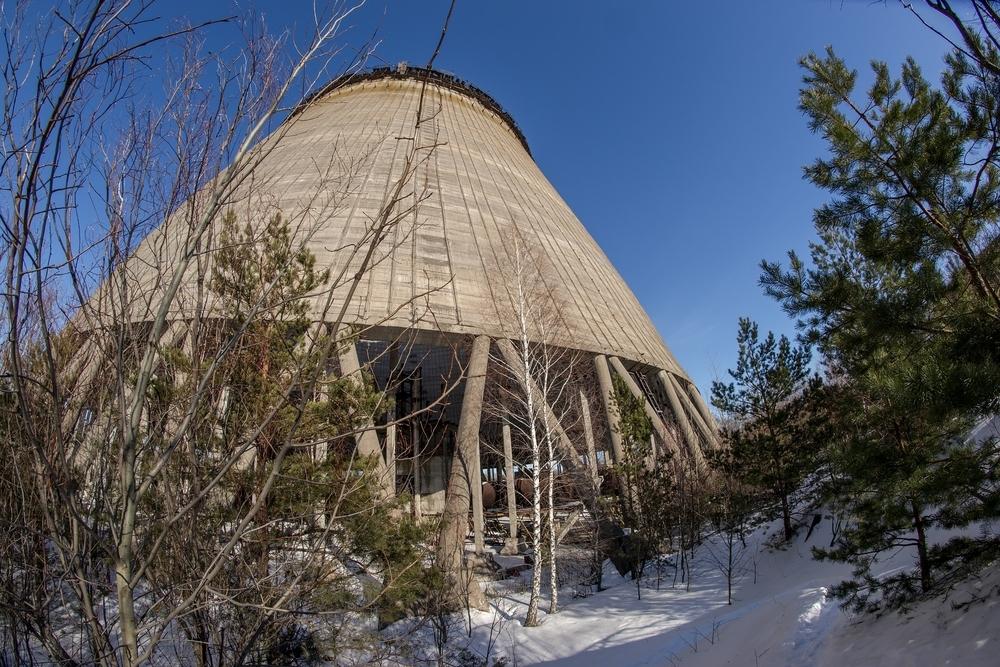 Chernóbil saca beneficio de su catástrofe nuclear