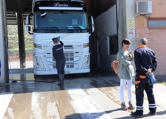 Rodríguez propone potenciar el transporte en Puertollano