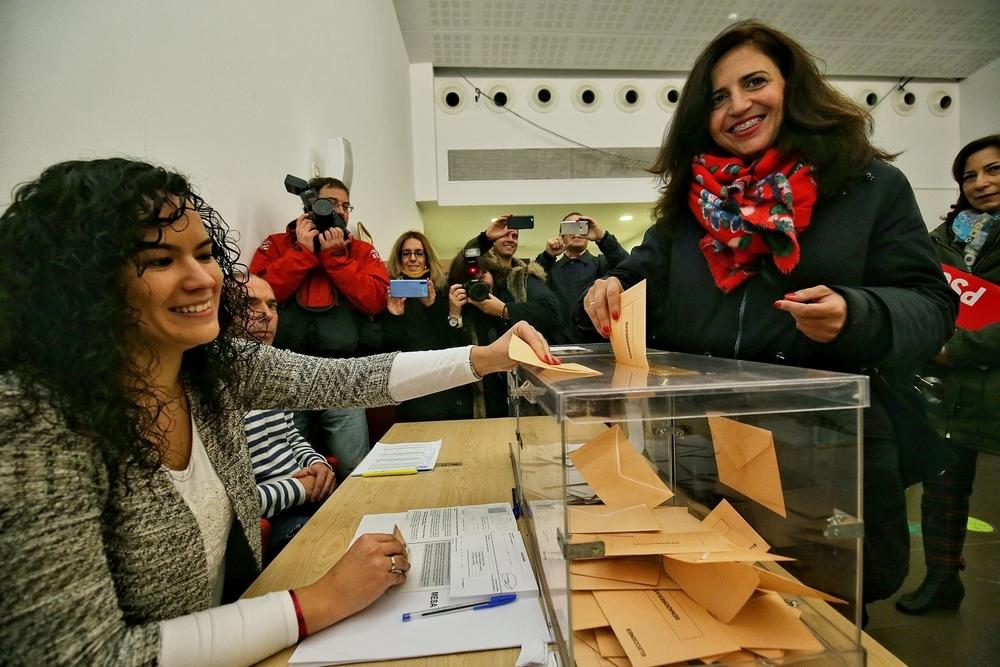 Esther Peña, cabeza de lista del PSOE al Congreso de los Diputados