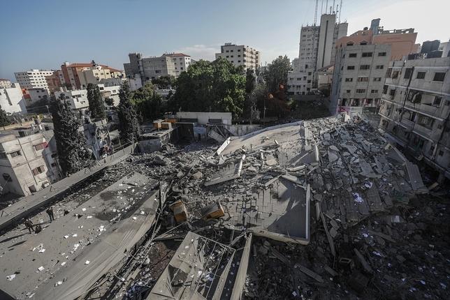 Netanyahu ordena seguir con los ataques sobre Gaza