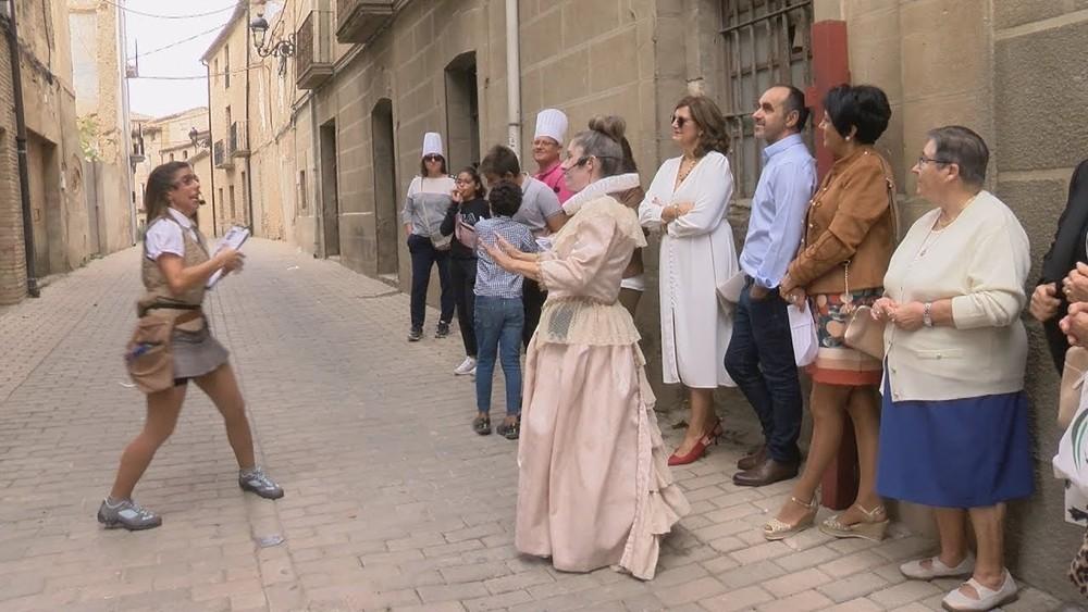 Villafranca celebra sus Jornadas Barrocas