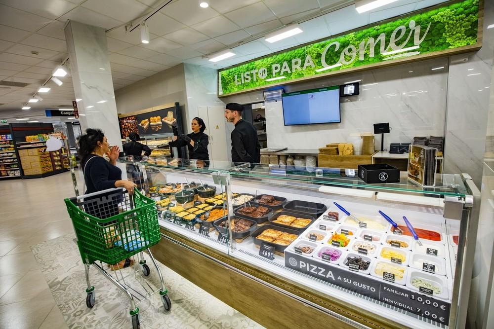 Mercadona abre su tienda eficiente en Miguelturra