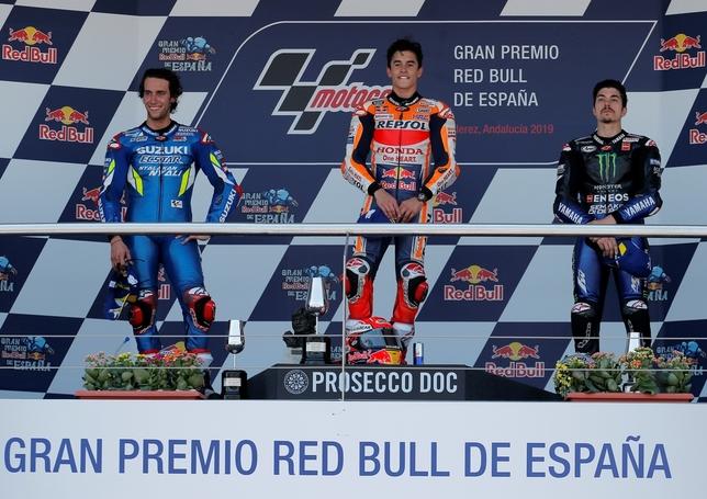 Triplete español en MotoGP JON NAZCA