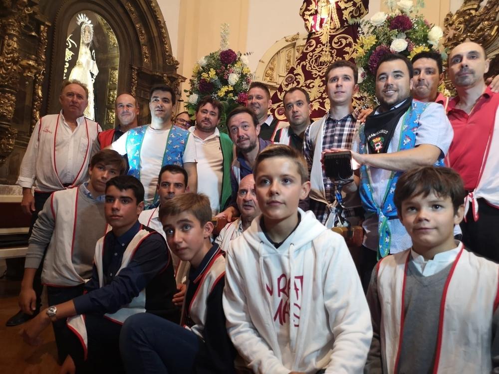 Almazán vive con emoción una vibrante Bajada de Jesús