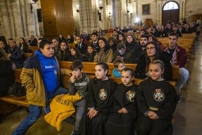La Soledad sufre su tristeza desde San Pedro Rueda Villaverde