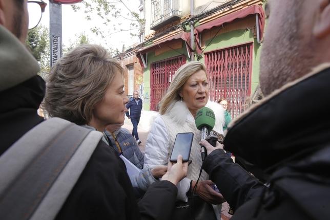Rueda de prensa del PP sobre el soterramiento J.T.