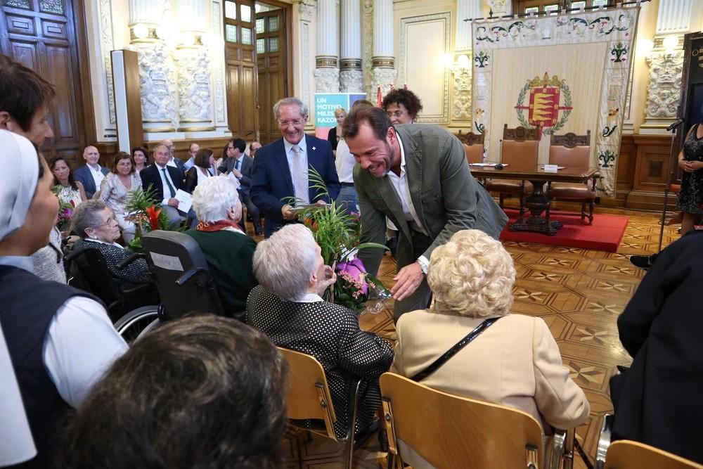Valladolid organiza un homenaje a las personas mayores