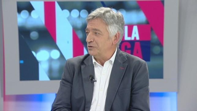 """Koldo Martínez en Natv: """"Cuatro años de Gobierno nos avalan"""""""