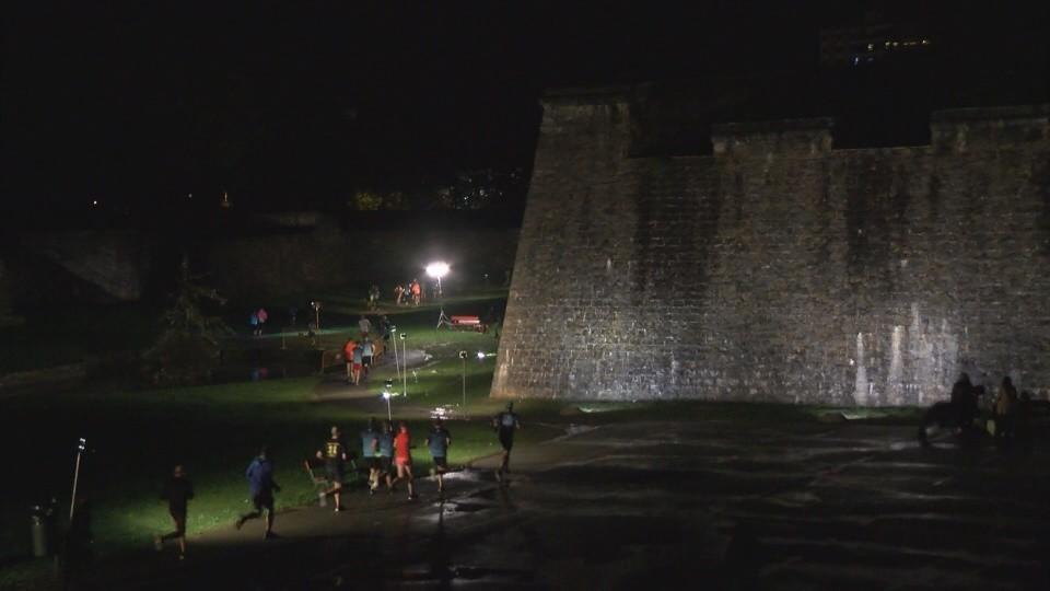 La Carrera de las Murallas congregó a casi 5.000 'runners'