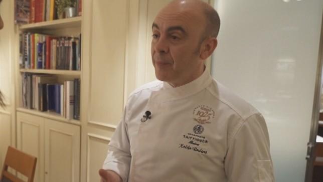 """Koldo Rodero: """"Rodero más que un restaurante es una familia"""""""