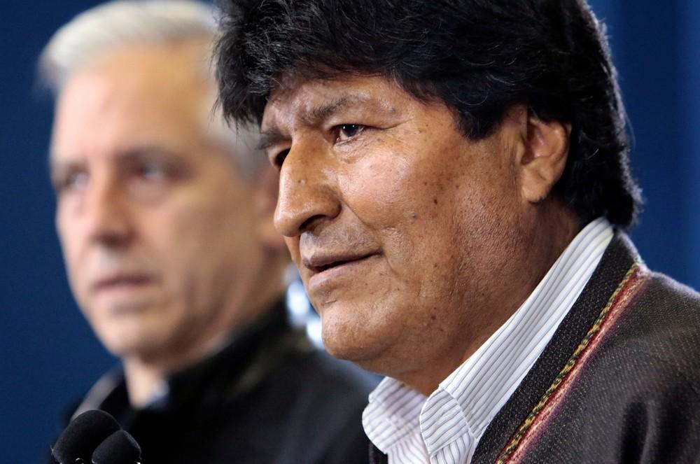 Evo Morales anuncia la convocatoria de nuevas elecciones