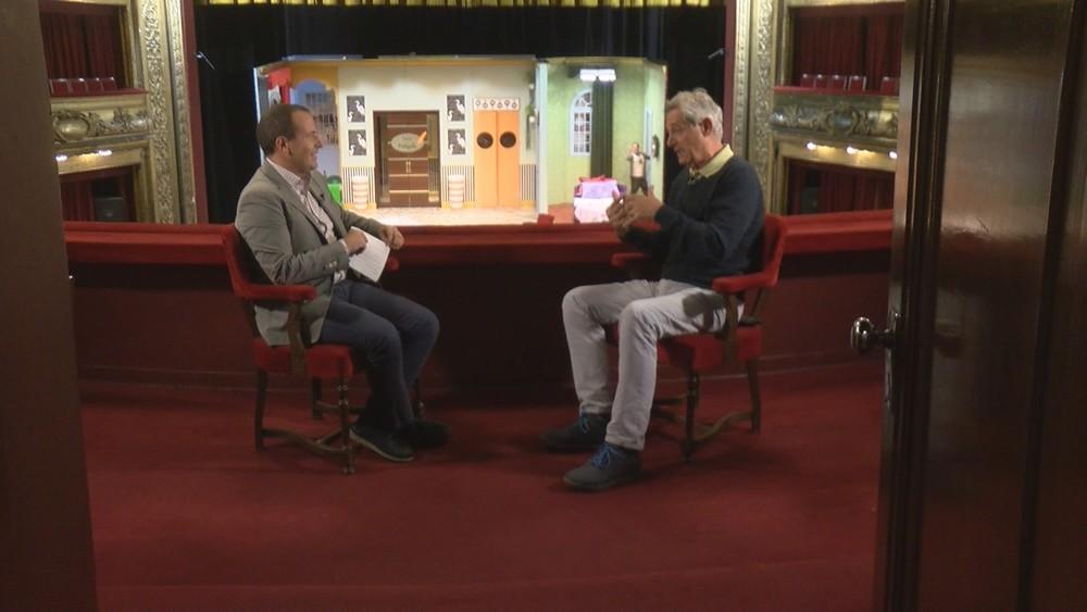 Josema Yuste en Navarra TV: