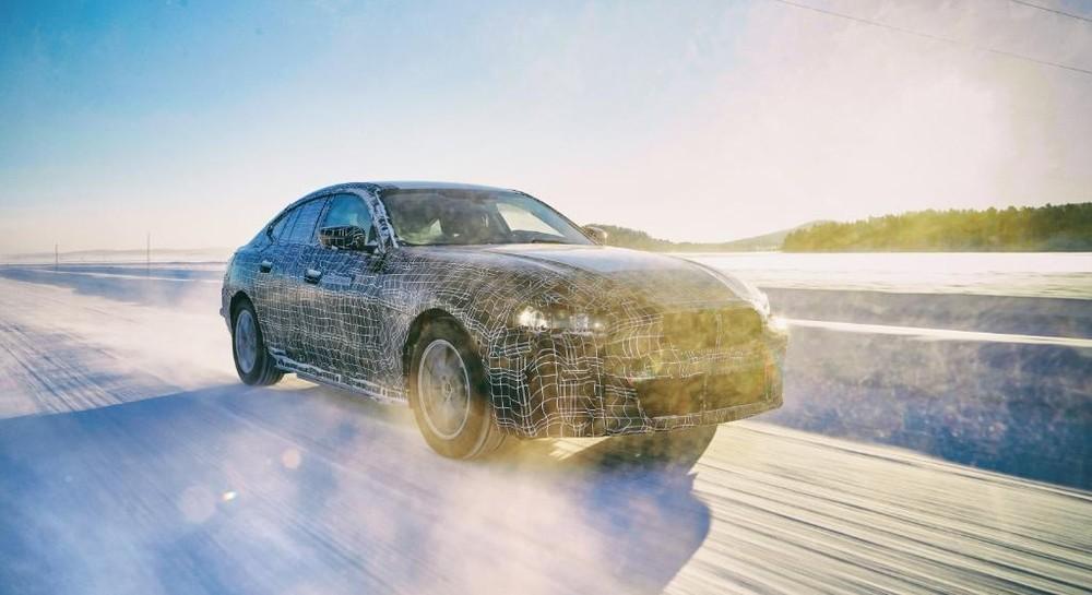 El BMW i4 llegará en 2021 para dominar el sector eléctrico