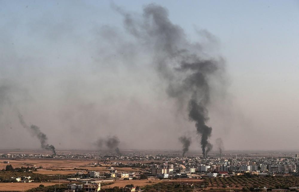 Más de 70.000 desplazados en solo 48 horas en Siria
