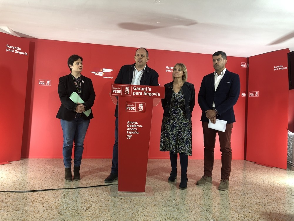 El PSOE plantea su