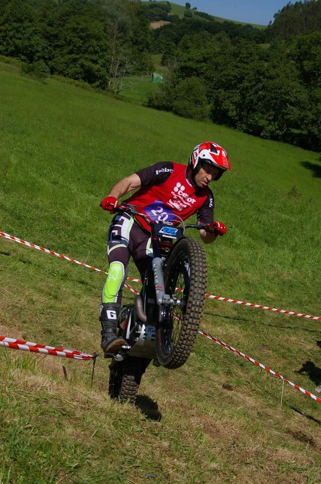 Tres podios en Cantabria