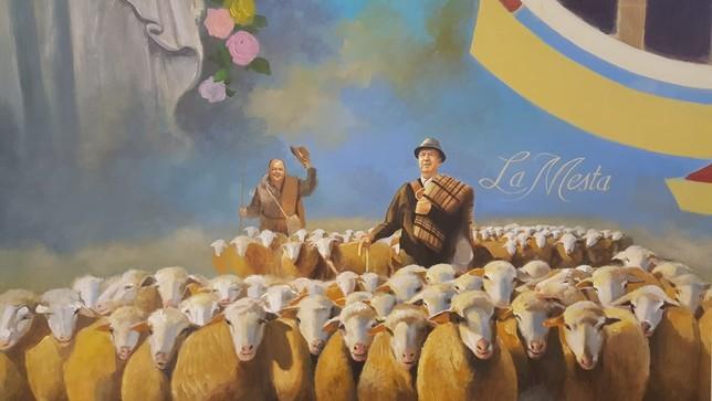 La historia de Segovia en un cuadro
