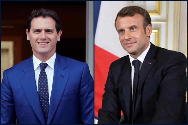 Los pactos de Vox con Ciudadanos preocupan a Macron