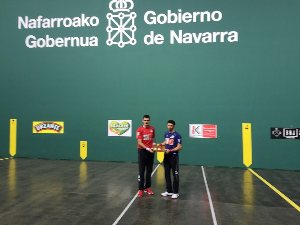 El Navarra Arena reedita la final del año pasado