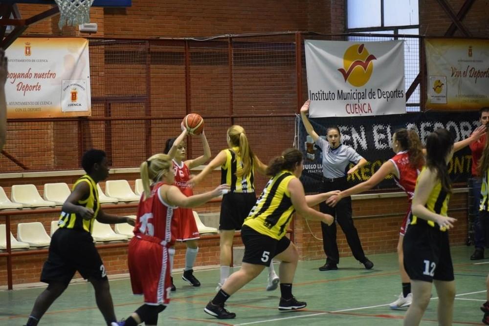 Triunfo contundente del CB Cuenca Femenino (67-18)