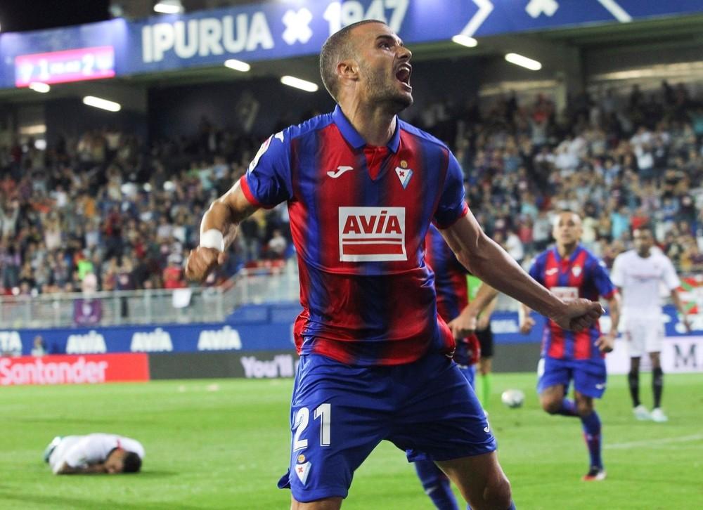 El Eibar culmina una heroica remontada